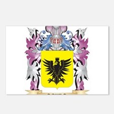 Aguila Coat of Arms (Fami Postcards (Package of 8)
