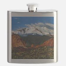 Cute Pikes peak Flask
