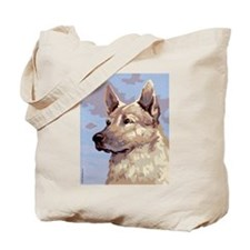 Paint-by-Number Tote Bag