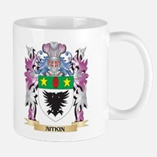 Aitkin Coat of Arms (Family Crest) Mugs