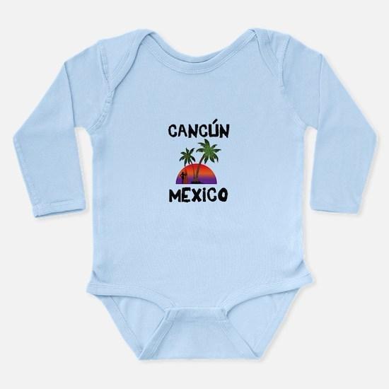 Cancun Mexico Body Suit