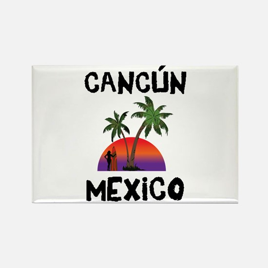 Cancun Mexico Magnets