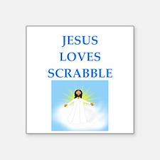 scrabble Sticker