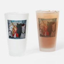 Cute Apocalypse Drinking Glass