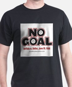 No Goal Ash Grey T-Shirt