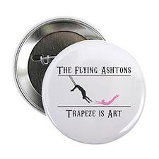 "The Flying Ashtons 2.25"" Button"