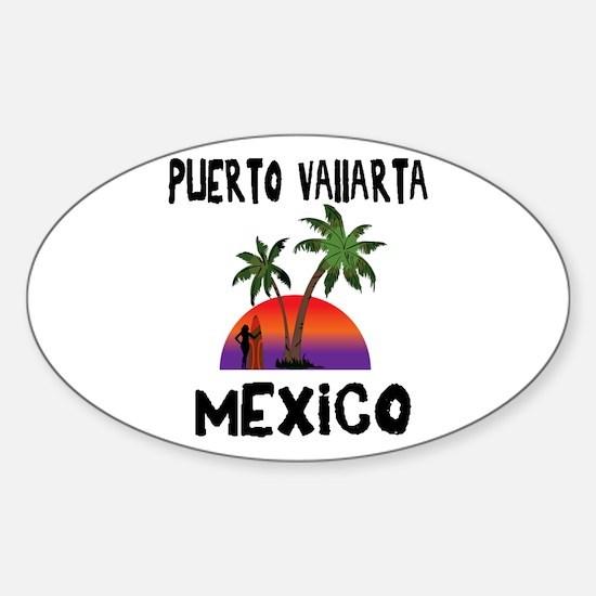 Puerto Vallarta Mexico Decal