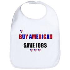 BUY AMERICAN Bib