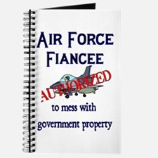 Air Force Fiancee Authorized Journal