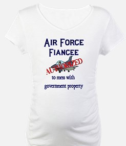 Air Force Fiancee Authorized Shirt