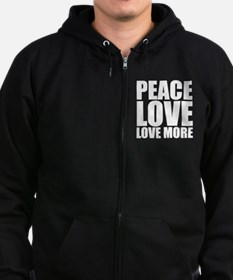 Unique Gay and lesbian Zip Hoodie