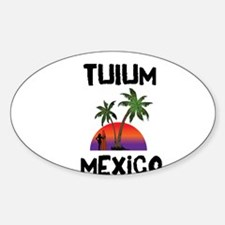 Tulum Mexico Decal