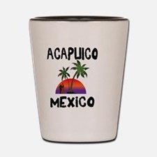 Acapulco Mexico Shot Glass