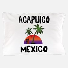 Acapulco Mexico Pillow Case