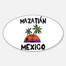 Mazatlan Mexico Decal