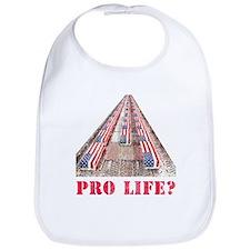 Pro Life? | US Iraq Dead Bib