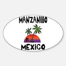 Manzanillo Mexico Decal