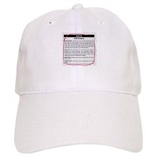 Child Caregiver Ad Baseball Cap