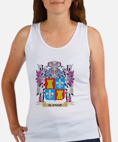 Alonso Coat of Arms (Family Crest) Tank Top
