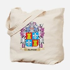 Alonso Coat of Arms (Family Crest) Tote Bag