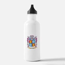 Alonzo Coat of Arms (F Water Bottle