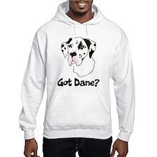 Got Great Dane Hoodie Sweatshirt