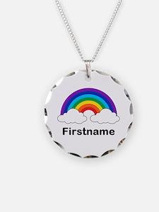 Rainbow (p) Necklace