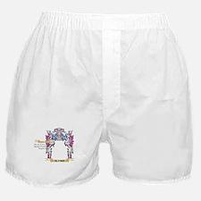 Alvaro Coat of Arms (Family Crest) Boxer Shorts