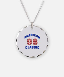 American Classic 96 Birthday Necklace