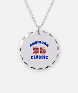 American Classic 95 Birthday Necklace