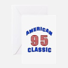 American Classic 95 Birthday Greeting Card