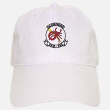 VAQ 132 Scorpions Baseball Baseball Cap