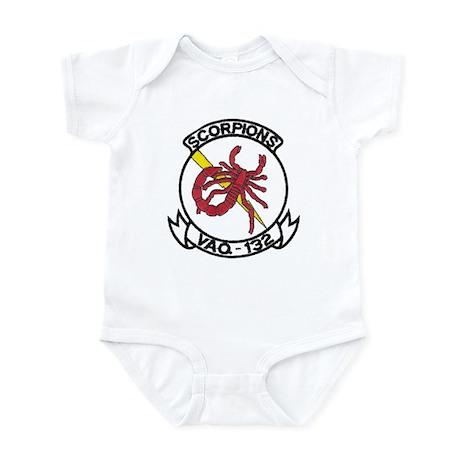 VAQ 132 Scorpions Infant Bodysuit