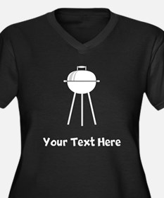 Charcoal Grill Plus Size T-Shirt