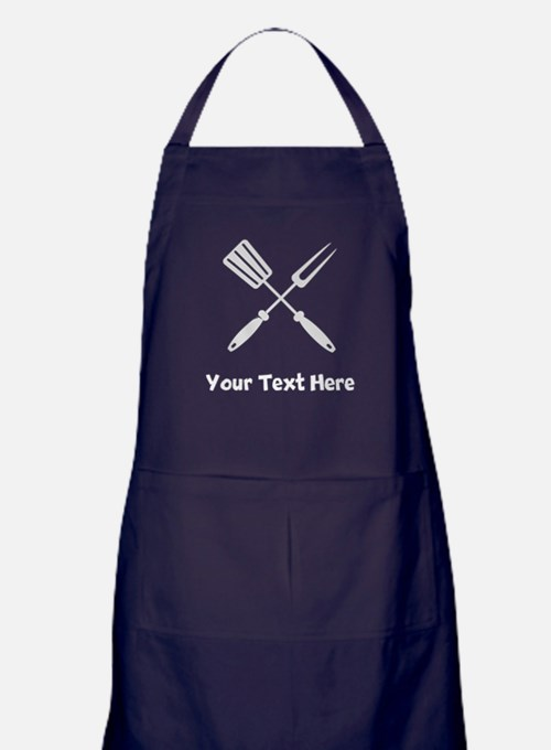 Grilling Utensils Apron (dark)