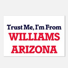 Trust Me, I'm from Willia Postcards (Package of 8)