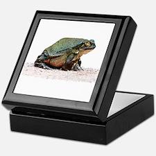 Colorado River Toad - Incilius alvari Keepsake Box
