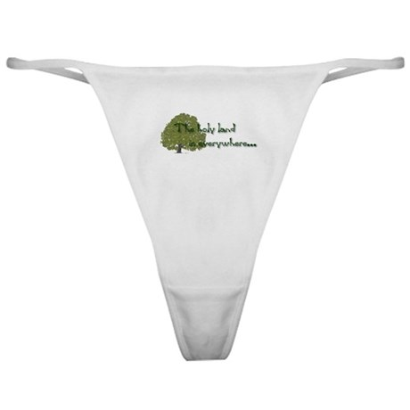 Holy land Classic Thong
