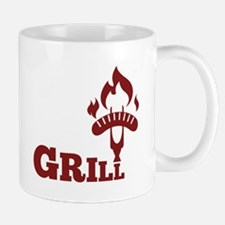 Grill Mugs