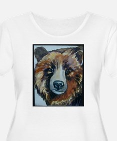 GASAWAY 3 - ITS A BEAR THING.jpg Plus Size T-Shirt