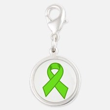 Lymphoma Ribbon Charms