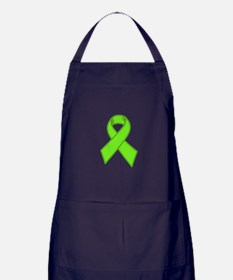 Lymphoma Ribbon Apron (dark)
