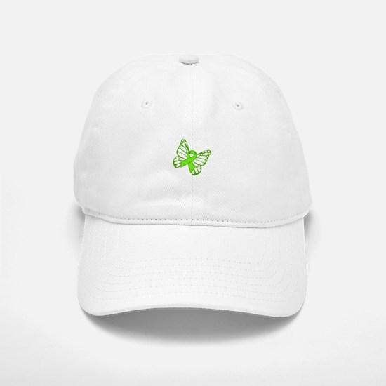 Lymphoma Butterfly Baseball Baseball Baseball Cap