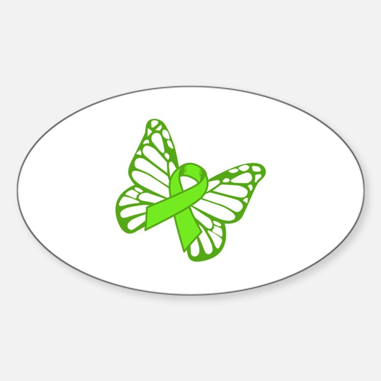 Lymphoma Butterfly Decal