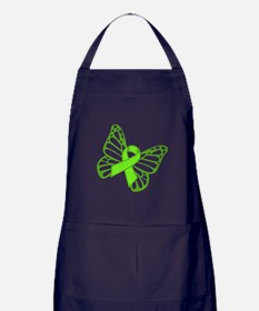 Lymphoma Butterfly Apron (dark)