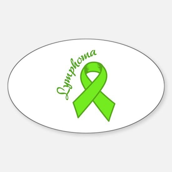 Lymphoma Awareness Decal