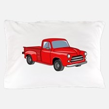 Classic Pickup Truck Pillow Case