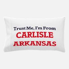 Trust Me, I'm from Carlisle Arkansas Pillow Case