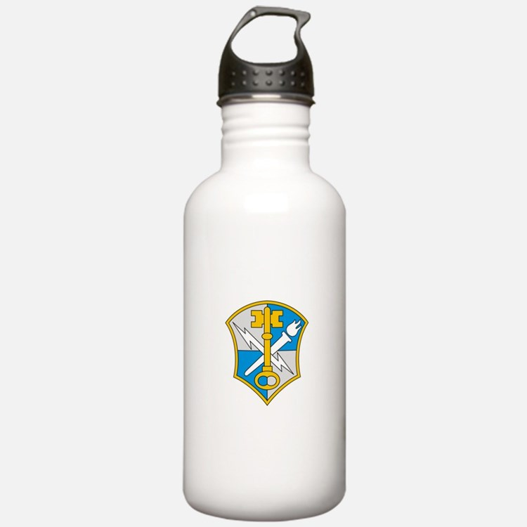 US Military Intelligence Water Bottle