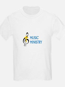 Music Ministry T-Shirt